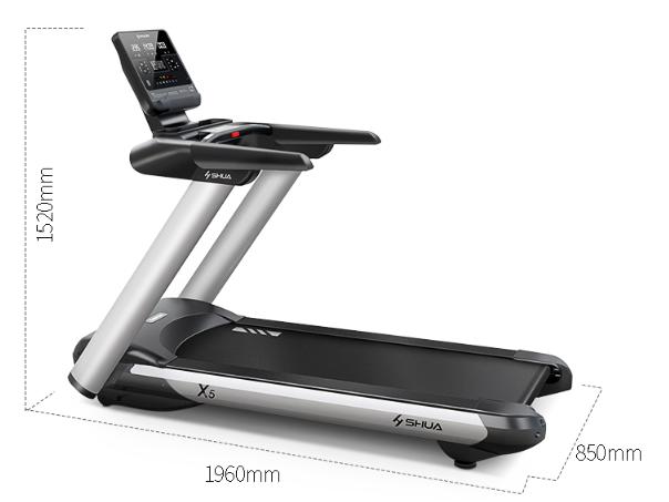 舒华(SHUA) 跑步机 家用静音豪华健身运动器材新X5/SH-T6500 新x5升级版