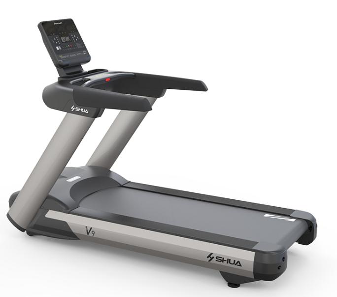 舒华商用高端大屏跑步机新V9+ SH-T8919T(15.6寸显示屏)